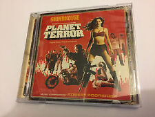 GRINDHOUSE: PLANET TERROR (Rodriguez) OOP 2007 Varese Soundtrack Score OST CD NM