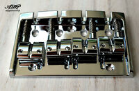 CORDIER BASSE GOTOH Multi-Tonal CHROME BASS Bridge 404B04-C