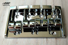 Cordier Bass Gotoh Multi-Tonal Chrome Bass Bridge 404B04-C