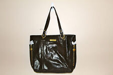 NWT Coach Brown Gallery Patent Zip Tote 20432 Below $378 Retail SOLD OUT @Coach