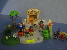 4134 heladeria hielo cafe V figuras City Life Playmobil 4243