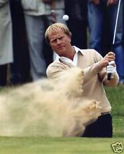 "Jack Nicklaus 5x7 Sports Memorabilia PGA  FREE US SHIPPING ""The Masters"""