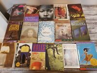 Lot of 16 Chapter Books Teen Young Adult Random Mix Paperback FREE SHIP