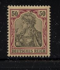 Germany 73 mint Nh catalog $275.00 Ms0201