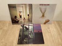 Strawbs - 3 LP Vinyl Lot - Deadlines. Nomadness  Hero And Heroine