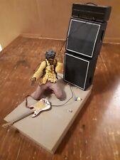 Jimi Hendrix Mcfarlane Action figure Monterey Fire