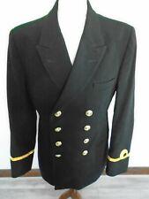 "ROYAL NAVY MENS OFFICER NO.1B BARATHEA UNIFORM CHEST 104CM 41"" REGULAR"