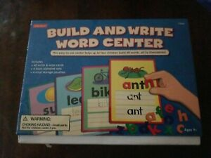 Lakeshore - Build And Write Word Center