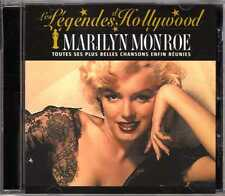 Marilyn Monroe - Les Légendes D'Hollywood - CDA - 2004 - Music Hall 20TR Best Of