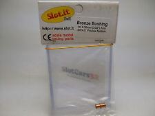 "Cojinetes Bronce Largos Slot.it para ejes 2.38mm (3/32"") Bronze Bushing SIPA11"