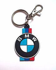 BMW keyring rubber key chain badge M3 M5 X5 X3 Z3 Z4 E36 E46  1 3 5 7 series