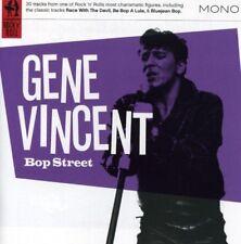 Gene Vincent - Bop Street [CD]