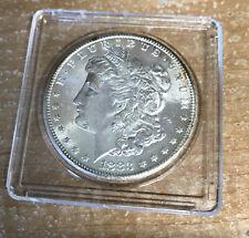 1883-CC MORGAN SILVER DOLLAR COIN