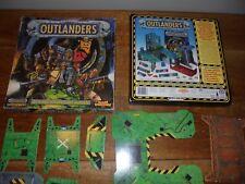 Games Workshop OUTLANDERS necromunda Fantasy Board Game Lot 127 Free UK p&p