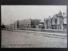 Suffolk ALDEBURGH Wentworth Terrace c1905 Old Postcard by Photochrom