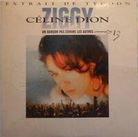 CELINE DION : ZIGGY [ CD SINGLE ]