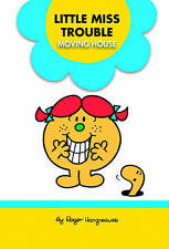 Little Miss Trouble Moving House by Egmont UK Ltd (Board book, 2010)