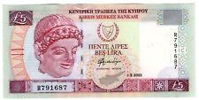 **   CHYPRE     5  pound   2003   p-61b    UNC   **