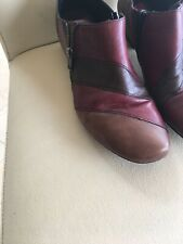 Rieker Womens Multi Coloured Shoes Size 40