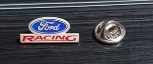 Ford Pin Racing farbig - Maße 22x10mm