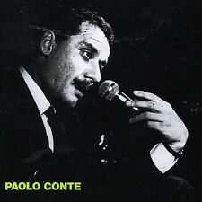 PAOLO CONTE - PAOLO CONTE (SPARRING PARTNER) NEW CD