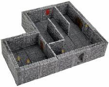 WizKids Fantasy Terrain 28 Dungeon Tiles II Full Height Stone Walls Expan
