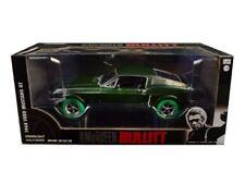 GREENLIGHT 1:24 HOLLYWOOD BULLITT 1968 FORD MUSTANG GT FASTBACK 84041 CHASE CAR