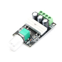 DC 6-28V 3A PWM Motor Speed Controller Regulator Speed Control Switch  I