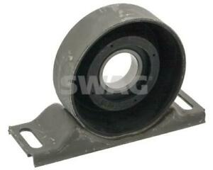 SWAG Tailshaft Centre Bearing 20 87 0002 fits BMW 7 Series 730 i,iL (E32) 138...