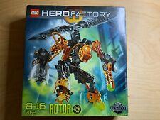 Lego 7162 Hero Factory Rotor Retired & ULTRA RARE Brand New in sealed Box