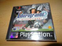 PS1 Playstation 1  LIBEROGRANDE INTERNATIONAL New Sealed PAL VERSION