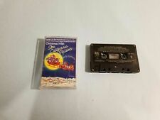 The California Raisins - Christmas With - Cassette Tape - RARE