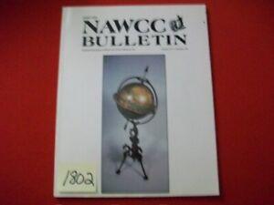 NAWCC BULLETIN VOL 37/3 #296 JUNE 1995 HOROLOGY RAILROAD WATCH ADVERTISING MORE