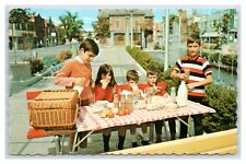 QUEBEC CHILDREN'S' PICNIC POSTED 14 APRIL 1970 TO RADIO CANADA, MONTREAL