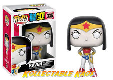 Teen Titans Go! - Raven as Wonder Woman  Pop! + PROTECTOR