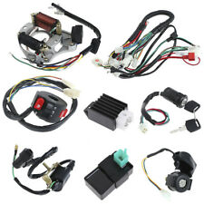 50/70/90/110CC CDI Wire Harness Assembly Wiring Set ATV Electric Quad Cools VCG