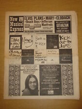NME #1165 1969 MAY 10 ELVIS LED ZEPPELIN STONES LENNON