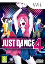 Just Dance 4 Wii Nintendo jeux games 1549