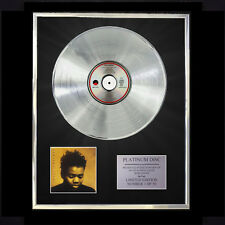 TRACY CHAPMAN  CD PLATINUM DISC VINYL LP FREE SHIPPING TO U.K.