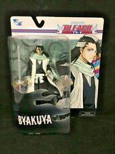 NEW Bleach Byakuya Action Figure Toynami Shonen Jump