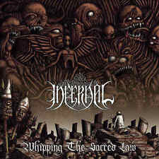 """Infernal """"Whipping the Sacred Law"""" re-issue cd Black Metal Cult from Colombia!"""