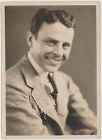 Raymond McKee Vintage 1920s Era 5x7 Movie Star Fan Photo