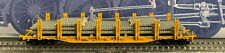 Märklin 94533 Rungenwagen der DB in gelb mit Betonschwellen, SONDERMODELL