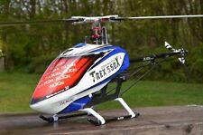 Align T-Rex 550X Dominator RTF RC Hubschrauber + Autopilot AXON + Graupner MZ-18