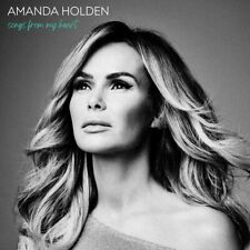 AMANDA HOLDEN SONGS FROM MY HEART CD (Released 02/10/2020) - IN STOCK
