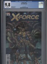 X-Force #5 CGC 9.8 Dustin Weaver cover - 2020 - HOUSE OF X Powers of X