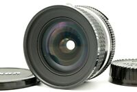 【Read! EXC+++】 Nikon Nikkor Ai-s 20mm F2.8 MF Wide Angle F mount Lens From JAPAN
