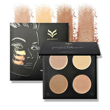 4/12 Colors Cosmetic Matte Eyeshadow Cream Eye Shadow Makeup Palette Shimmer Set
