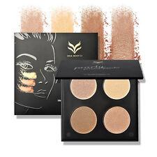 4/12 Colors Cosmetic Matte Eyeshadow Cream Eye Shadow Makeup Palette Shimmer Set