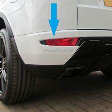Range Rover Evoque rear bumper fog lamp light lens unit Pure Prestige Dynamic LH
